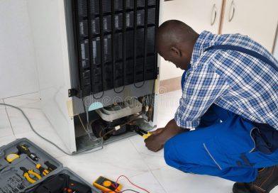 Repair commercial refrigerator