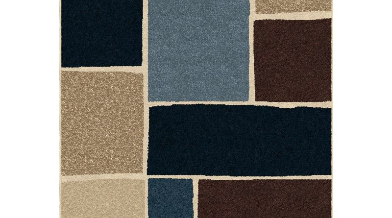striped indoor outdoor rug